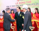 Kyocera Mita Việt Nam Khởi công xây dựng tại Hải Phòng